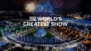 EXPO 2020 DUBAI Be There 2020迪拜世博會